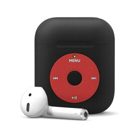 ELAGO エラゴ elago エラゴ AW6 CASE for AirPods /AirPods 2nd Charging / AirPods 2nd Wireless (Black) ブラック EL_APACSSC6B_BK