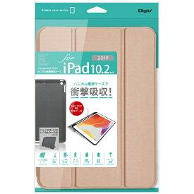 ナカバヤシ Nakabayashi 10.2インチ iPad(第7世代)用 ハニカム衝撃吸収ケース TBC-IP1904P ピンク