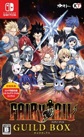 コーエーテクモゲームス KOEI FAIRY TAIL GUILD BOX【Switch】