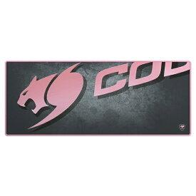 COUGAR クーガー CGR-ARENA X PINK ゲーミングマウスパッド ARENA X PINK Gaming Mouse Pad[1000x400x5mm] ピンク[CGRARENAXPINK]