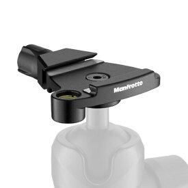 マンフロット Manfrotto トップロック型 befree用 クイックリリースアダプター MSQ6T