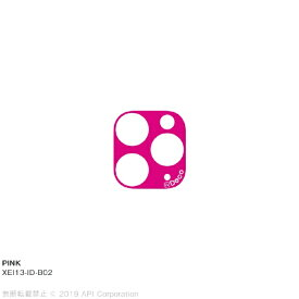 アピロス apeiros is Deco PINK for iPhone 11 Pro/ 11 Pro Max EYLE XEI13-ID-B02