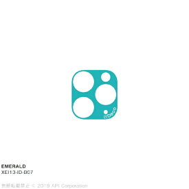 アピロス apeiros is Deco EMERALD for iPhone 11 Pro/ 11 Pro Max EYLE XEI13-ID-B07