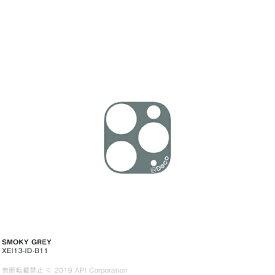 アピロス apeiros is Deco SMOKY GREY for iPhone 11 Pro/ 11 Pro Max EYLE XEI13-ID-B11