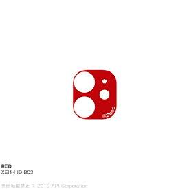 アピロス apeiros is Deco RED for iPhone 11 EYLE XEI14-ID-B03