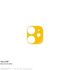 アピロス apeiros is Deco YELLOW for iPhone 11 EYLE XEI14-ID-B04
