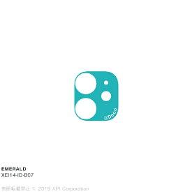 アピロス apeiros is Deco EMERALD for iPhone 11 EYLE XEI14-ID-B07