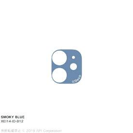 アピロス apeiros is Deco SMOKY BLUE for iPhone 11 EYLE XEI14-ID-B12