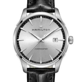 ハミルトン HAMILTON H32451751 JM GENT D Q40-SR-L-BK【並行輸入品】
