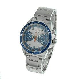 TUDOR チューダー メンズ腕時計 ヘリテージ クロノ ブルーxシルバー 70330B [並行輸入品]
