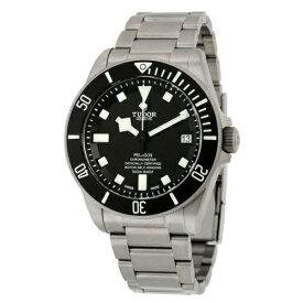 TUDOR チューダー メンズ腕時計 ペラゴス ブラックxシルバー 25600TN [並行輸入品]