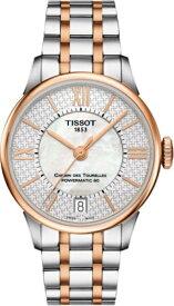 TISSOT ティソ T099.207.22.118.01 シャミン AT MOPコンビブレス L