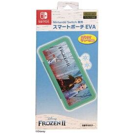 マックスゲームズ MAXGAMES Nintendo Switch専用 スマートポーチEVA アナと雪の女王2 ムービー柄 HACP-07AYM【Switch】