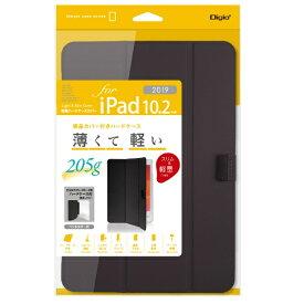ナカバヤシ Nakabayashi 10.2インチ iPad(第7世代)用 軽量ハードケースカバー ブラック TBC-IP1900BK
