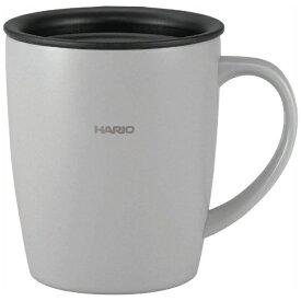 ハリオ HARIO フタ付き保温マグ300 SMF300GR[SMF300GR]