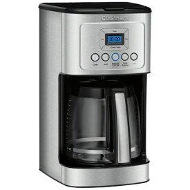 クイジナート Cuisinart 14カップ ドリップ式コーヒーメーカー シルバーステンレス DCC3200SJ[DCC3200SJ]