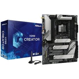 ASROCK アスロック マザーボード X299 Creator [ATX /LGA2066][X299CREATOR]