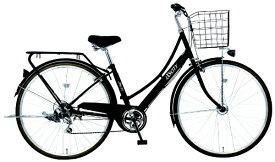 MARUKIN マルキン 27型 自転車 イグゼスシティ 276-B(マットブラック/6段変速)MK-20-052【2020年モデル】【組立商品につき返品不可】 【代金引換配送不可】