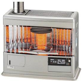 サンポット Sunpot UFH-7732UKCSSG 煙突式床暖房内蔵石油暖房機 kabec シルバーグレー