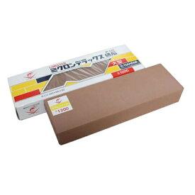 ナニワ研磨工業 NANIWA ABRASIVE ミクロンデラックス 大型 #1200 エビ印 M-32B[ID0420]