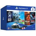 ソニーインタラクティブエンタテインメント Sony Interactive Entertainmen PlayStation VR MEGA PACK CUHJ-16010[…