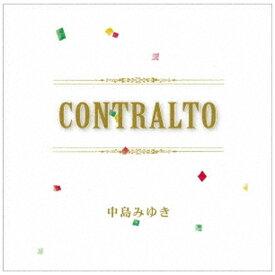エイベックス・エンタテインメント Avex Entertainment 中島みゆき/ CONTRALTO【CD】