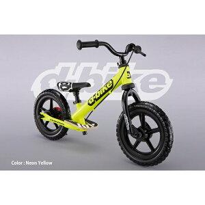 アイデス ides 幼児用自転車 D-Bike KIX AL ディーバイクキックスAL(ネオンイエロー)【2歳以上】【組立商品につき返品不可】 【代金引換配送不可】