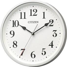 シチズン CITIZEN 掛け時計 白パール 8MYA42-003 [電波自動受信機能有]