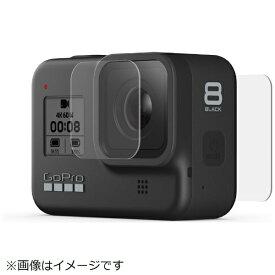 GoPro ゴープロ プロテクトスクリーン for HERO8 Black AJPTC-001[ゴープロ ヒーロー8 アクセサリー 保護 フィルム]