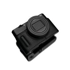 GARIZ ゲリズ SONY RX100 VII 用 本革カメラケース ブラック HG-RX100M7BK
