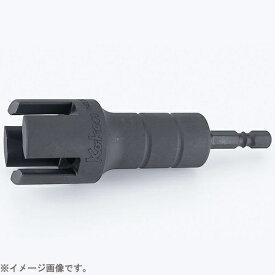 山下工業研究所 KO-KEN TOOL BD017 1/4インチ(6.35mm)H 電ドル用蝶ネジソケット BD017