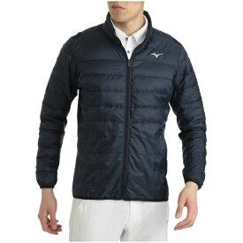 ミズノ mizuno メンズ ジャケット ブレスサーモ テックフィル ムーブダウン(Mサイズ/ディープネイビー)52ME8506
