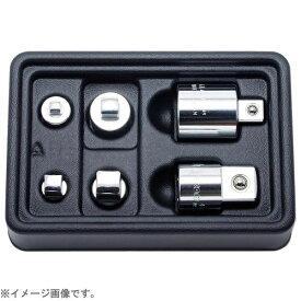 山下工業研究所 KO-KEN TOOL PK2346/6 3/8インチ(9.5mm) アダプターセット 6pc PK2346/6 PK2346/6