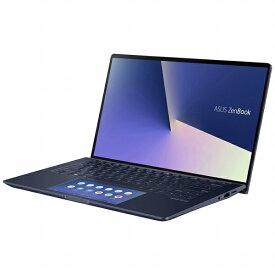ASUS エイスース UX334FAC-A4113TS ノートパソコン ZenBook 13 ロイヤルブルー [13.3型 /intel Core i5 /SSD:512GB /メモリ:8GB /2019年12月モデル][13.3インチ 新品 windows10 UX334FACA4113TS]