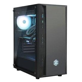 SilverStone シルバーストーン PCケース FARA B1 RGB ブラック SST-FAB1B-RGB