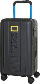 NATIONAL GEOGRAPHIC ナショナルジオグラフィック ワイドハンドルジッパーキャリー61L ブラック NAG-0800-62BK [61L]