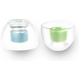 SPINFIT スピンフィット イヤーピースL/M 各1ペア ブルー/グリーン CP360LM