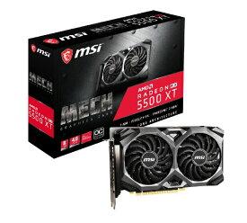 MSI エムエスアイ グラフィックボード RADEON RX 5500 XT MECH 8G OC [8GB /Radeon RXシリーズ][RADEONRX5500XTMECH8G]