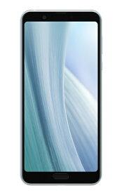 シャープ SHARP 【防水・防塵・おサイフケータイ】AQUOS sense3 plus ムーンブルー「SH-M11-A」6.0型 Snapdragon 636 メモリ/ストレージ:6GB/128GB nanoSIM x2 DSDV対応 SIMフリースマートフォン[スマホ 本体 新品 SHM11A]