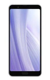シャープ SHARP 【防水・防塵・おサイフケータイ】AQUOS sense3 plus ホワイト「SH-M11-W」6.0型 Snapdragon 636 メモリ/ストレージ:6GB/128GB nanoSIM x2 DSDV対応 SIMフリースマートフォン[スマホ 本体 新品 SHM11W]