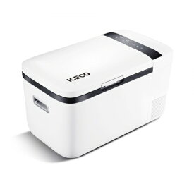 OWLTECH オウルテック 1台2役!世界が認めた冷蔵&冷凍庫「ICECO」 20リットルモデル ホワイト T20S-WH