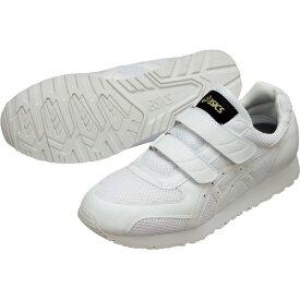 アシックス asics アシックス 静電気帯電防止靴 ウィンジョブ351 白X白 25.5cm FIE351.0101-25.5