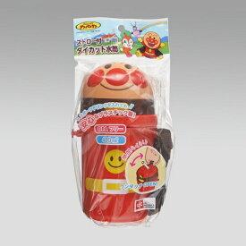 レック LEC アンパンマンストロー付きダイカット水筒 KK317【wtbaby】