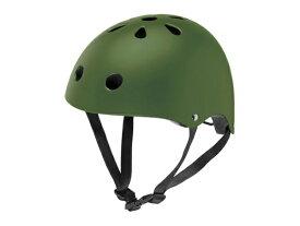 パナソニック Panasonic 幼児用ヘルメット(XSサイズ:46〜52cm/マットカーキ) NAY012
