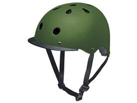 パナソニック Panasonic 幼児用ヘルメット(Sサイズ:52〜56cm/マットカーキ) NAY017