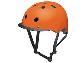 パナソニック Panasonic 幼児用ヘルメット(Sサイズ:52〜56cm/マットオレンジ) NAY018