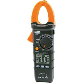 KLEIN TOOLS クラインツールズ KLEIN デジタルクランプメーター 交流電流測定用 CL210A