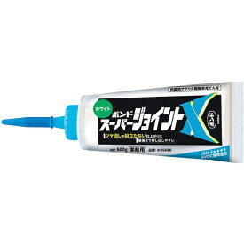 コニシ コニシ スーパージョイントX ホワイト 05686