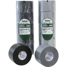 積水化学工業 SEKISUI 積水 エスロンテープ#340 50×10 銀 V340S2N