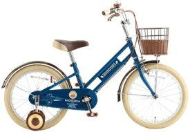 アサヒサイクル Asahi Cycle 18型 子供用自転車 ドングリ18(Rブルー/シングルシフト) CDK18【2020年モデル】【組立商品につき返品不可】 【代金引換配送不可】